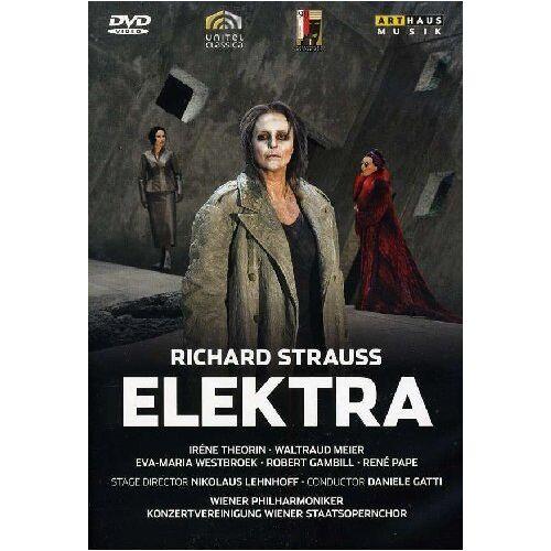 Nikolaus Lehnhoff - R. Strauss - Elektra - Preis vom 13.01.2021 05:57:33 h