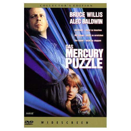 Becker Das Mercury Puzzle [Collector's Edition] - Preis vom 05.05.2021 04:54:13 h