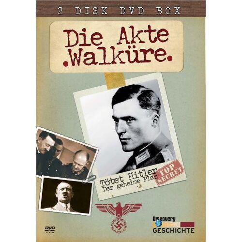 David McNab - Die Akte Walküre - Discovery Geschichte [2 DVDs] - Preis vom 04.10.2020 04:46:22 h