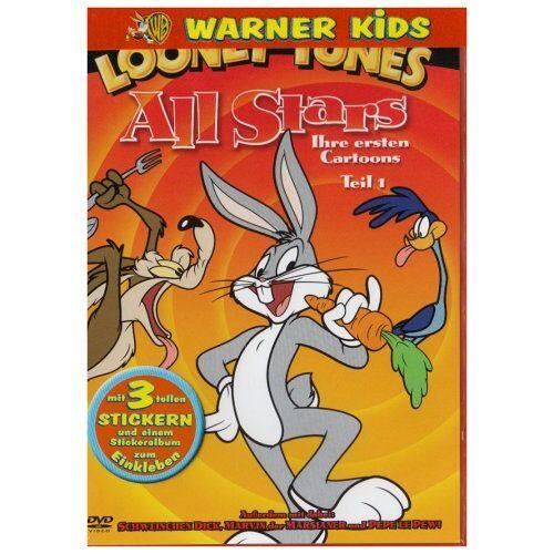 - Looney Tunes All Stars Collection - Ihre ersten Cartoons 1 - Preis vom 12.04.2021 04:50:28 h