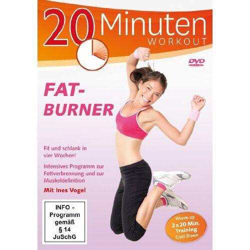 Various - 20 Minuten Workout - Fatburner - Preis vom 08.05.2021 04:52:27 h