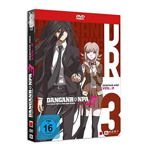 Seiji Kish - Danganronpa 3: Despair Arc - DVD 3 - Preis vom 18.04.2021 04:52:10 h