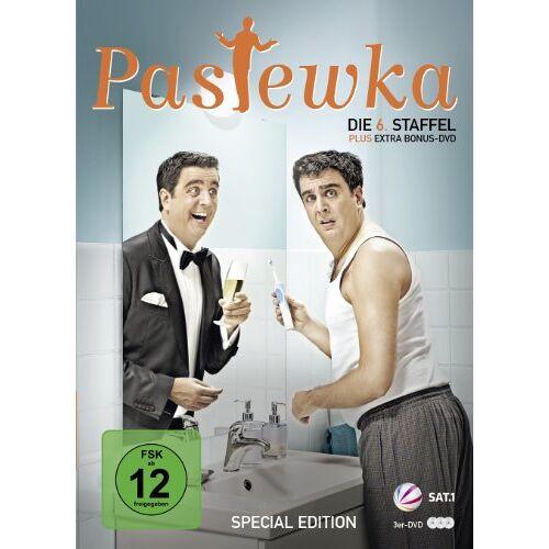 Bastian Pastewka - Pastewka - Die 6. Staffel [3 DVDs] - Preis vom 10.05.2021 04:48:42 h