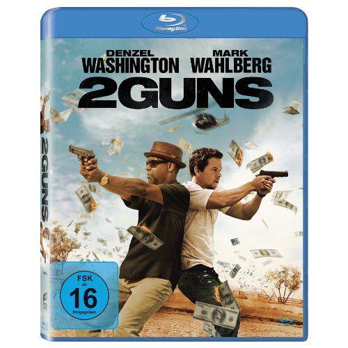 Baltasar Kormakur - 2 Guns [Blu-ray] - Preis vom 06.05.2021 04:54:26 h