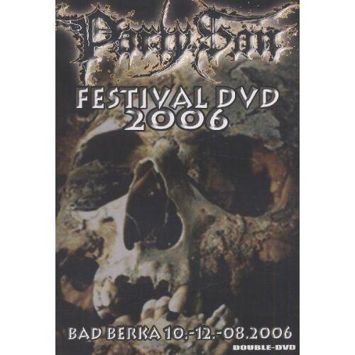 - Various Artists - Partysan Openair 2006 [2 DVDs] - Preis vom 06.09.2020 04:54:28 h