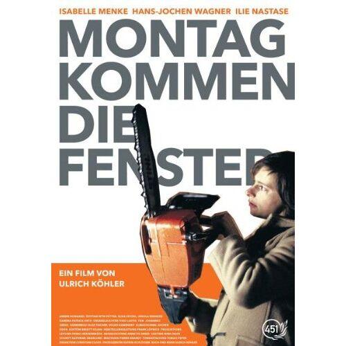 Ulrich Kohler - Montag kommen die Fenster - Preis vom 18.04.2021 04:52:10 h