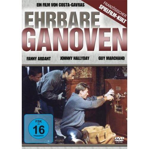 Constantin Costa-Gavras - Ehrbare Ganoven - Preis vom 13.05.2021 04:51:36 h