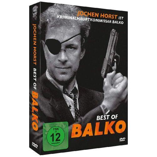 Jochen Horst - Best of Balko - mit Jochen Horst [2 DVDs] - Preis vom 12.05.2021 04:50:50 h