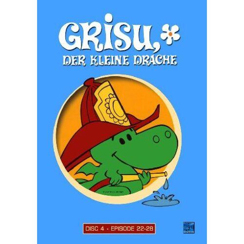 Toni Grisu, der kleine Drache Disc 4 - Folgen 22-28 [3 DVDs] - Preis vom 20.10.2020 04:55:35 h