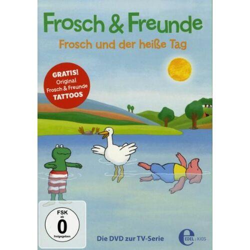 - Frosch & Freunde - Frosch und der heiße Tag - Preis vom 24.02.2021 06:00:20 h