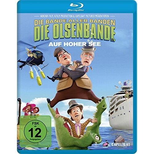 Jorgen Lerdam - Die Olsenbande - Auf hoher See [Blu-ray] - Preis vom 15.04.2021 04:51:42 h