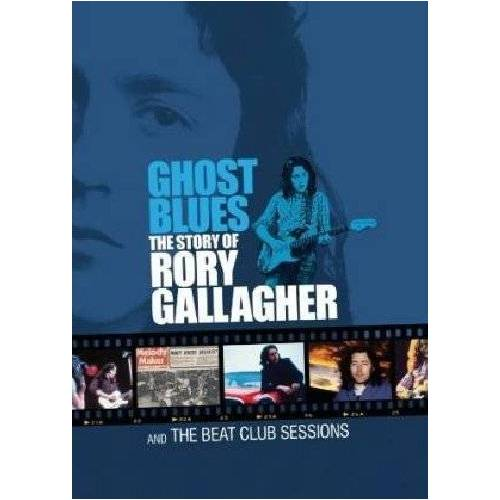 Rory Gallagher - Ghost Blues: The Story of Rory Gallagher [2 DVDs] - Preis vom 18.04.2021 04:52:10 h