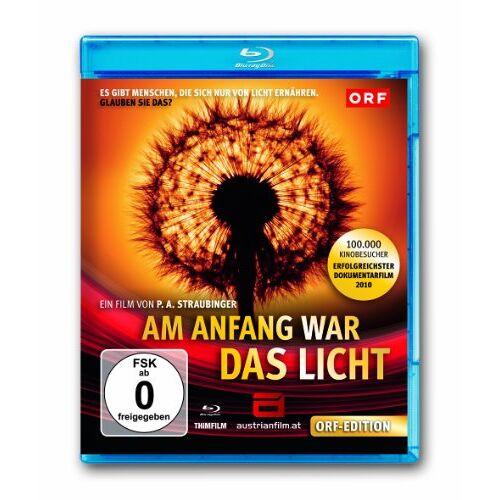 P. A. Straubinger - Am Anfang war das Licht (Blu-Ray) - Preis vom 06.05.2021 04:54:26 h
