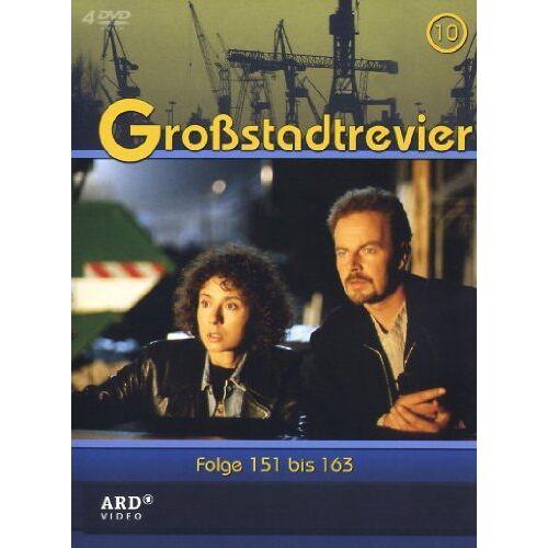 Roland Großstadtrevier - Box 10/Folge 151-163 [4 DVDs] - Preis vom 18.10.2020 04:52:00 h