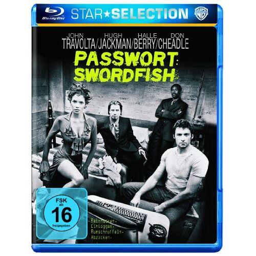 Dominic Sena - Passwort: Swordfish [Blu-ray] - Preis vom 11.04.2021 04:47:53 h
