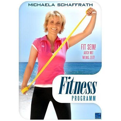 Michaela Schaffrath - Michaela Schaffrath's Fitness Programm - Preis vom 18.04.2021 04:52:10 h