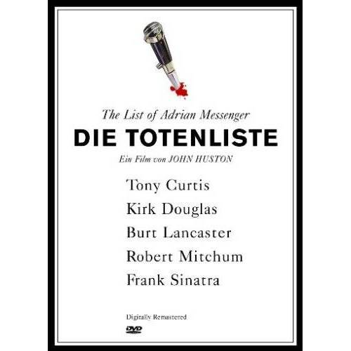 John Huston - Die Totenliste - Preis vom 05.09.2020 04:49:05 h