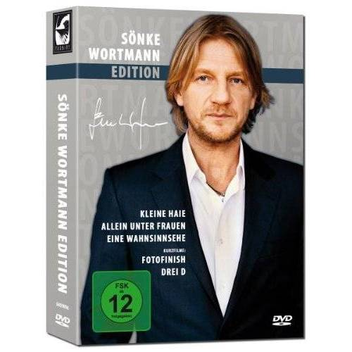 Sönke Wortmann - Sönke Wortmann Edition (4 DVDs) - Preis vom 15.05.2021 04:43:31 h