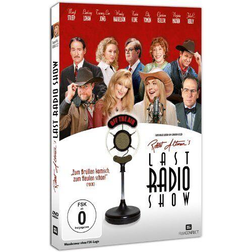 Robert Altman - Robert Altman's Last Radio Show - Preis vom 11.05.2021 04:49:30 h