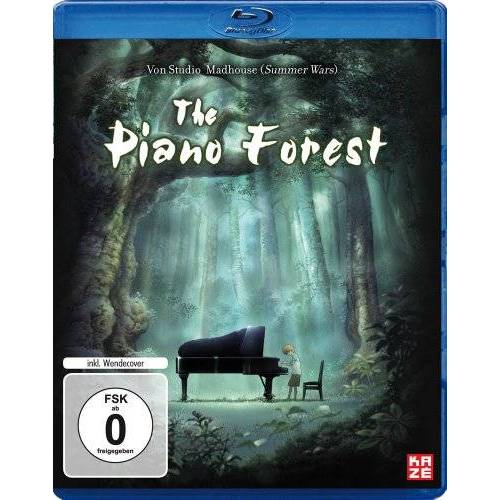 Masayuki Kojima - The Piano Forest [Blu-ray] - Preis vom 18.10.2020 04:52:00 h
