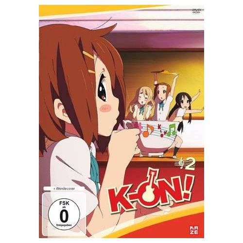 Naoko Yamada - K-ON! - Vol. 2 - Preis vom 12.04.2021 04:50:28 h