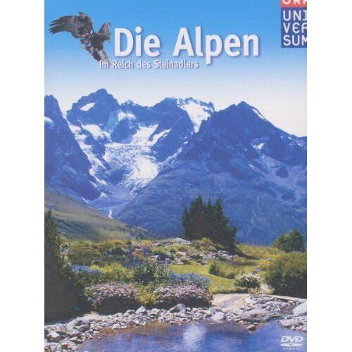 Michael Schlamberger - Die Alpen - Im Reich des Steinadlers - Preis vom 09.05.2021 04:52:39 h