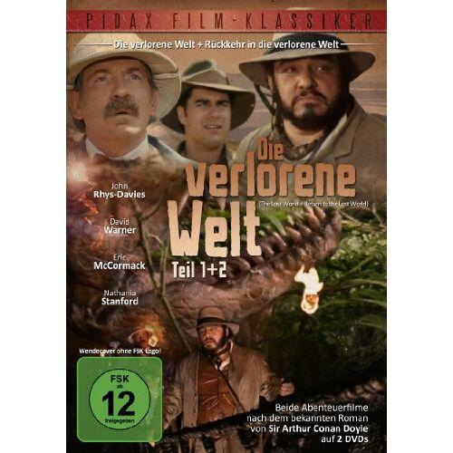 Timothy Bond - Die verlorene Welt + Rückkehr in die verlorene Welt [2 DVDs] - Preis vom 18.04.2021 04:52:10 h