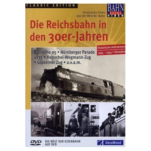 NN - DVD Die Reichsbahn in den 30er Jahren - Preis vom 20.10.2020 04:55:35 h