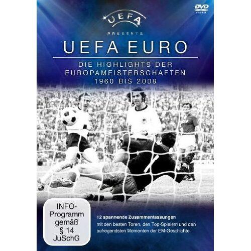 - UEFA Euro - Die Highlights der Europameisterschaften: 1960-2008 [3 DVDs] - Preis vom 09.04.2021 04:50:04 h