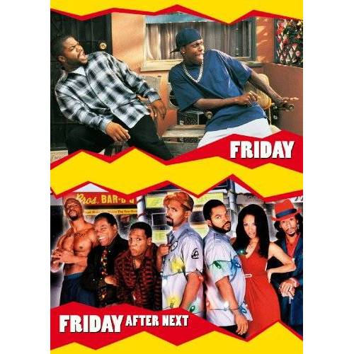 Cube Friday/Friday after next [2 DVDs] - Preis vom 03.12.2020 05:57:36 h