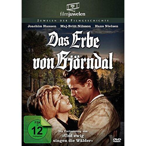 Gustav Ucicky - Das Erbe von Björndal (Filmjuwelen) [DVD] - Preis vom 20.10.2020 04:55:35 h