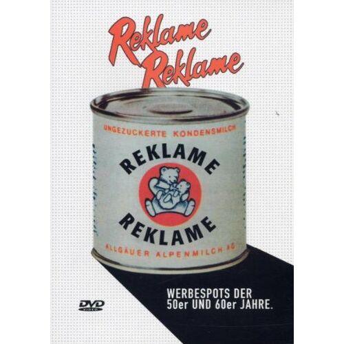 Reklame - Reklame Reklame - Werbespots der 50er und 60er Jahre - Preis vom 16.05.2021 04:43:40 h