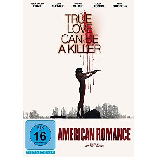 Zackary Adler - American Romance - Preis vom 26.02.2021 06:01:53 h