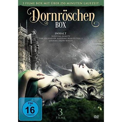 Rachel Goldenberg - Dornröschen Box [3 DVDs] - Preis vom 20.04.2021 04:49:58 h