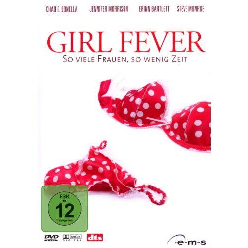 Donella, Chad E. - Girl Fever - Preis vom 05.09.2020 04:49:05 h