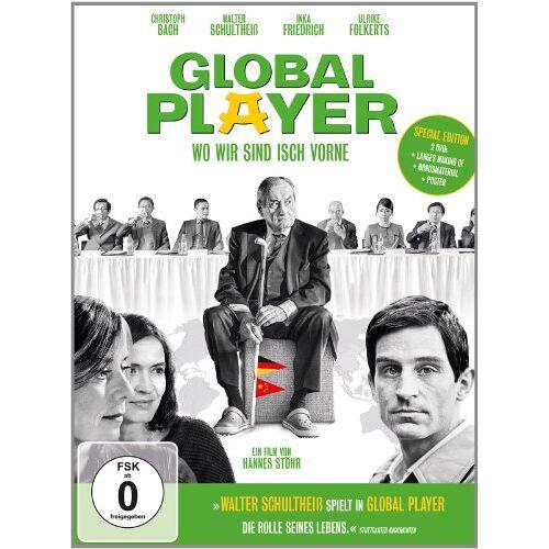 Walter Schultheiß - Global Player - Wo wir sind isch vorne [2 DVDs] - Preis vom 05.09.2020 04:49:05 h
