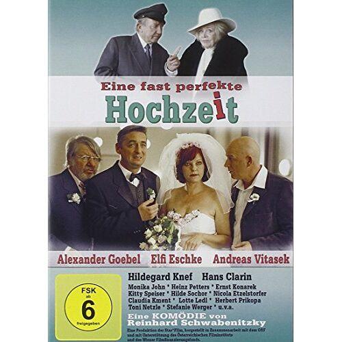 Reinhard Schwabenitzky - Eine fast perfekte Hochzeit - Preis vom 26.01.2020 05:58:29 h
