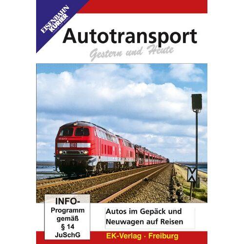 - Autotransport - Gestern und Heute - Preis vom 15.05.2021 04:43:31 h