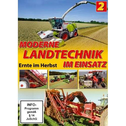 - Moderne Landtechnik im Einsatz - Teil 2 - Preis vom 23.02.2021 06:05:19 h