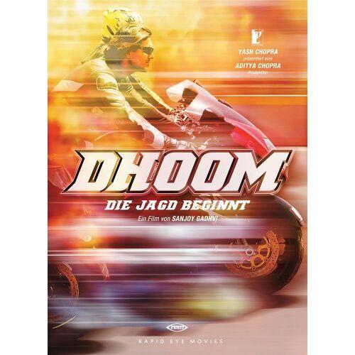 - Dhoom - Die Jagd beginnt - Preis vom 09.04.2021 04:50:04 h