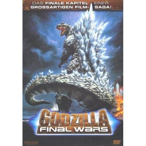Ryuhei Kitamura - Godzilla - Final Wars - Preis vom 07.05.2021 04:52:30 h
