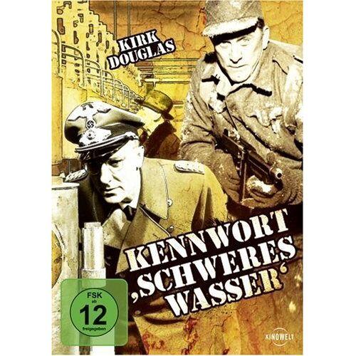 Anthony Mann - Kennwort: Schweres Wasser - Preis vom 20.01.2021 06:06:08 h