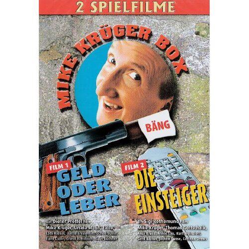 Mike Krüger - Mike Krüger Box - Geld oder Leber/Die Einsteiger - Preis vom 20.10.2020 04:55:35 h
