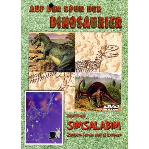 - Auf der Spur der Dinosaurier/Simsalabim - Preis vom 18.04.2021 04:52:10 h