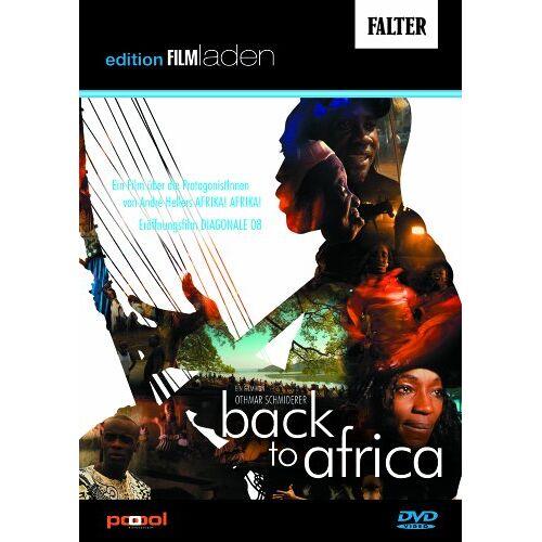 Othmar Schmiderer - back to africa - Preis vom 05.09.2020 04:49:05 h