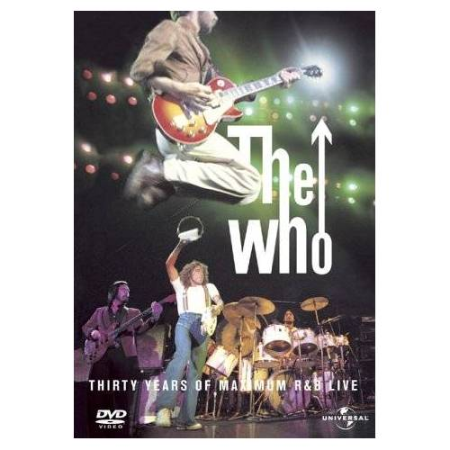The Who - 30 Years of Maximum R&B Live - Preis vom 25.02.2020 06:03:23 h