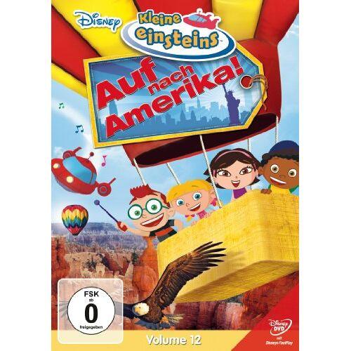 - Kleine Einsteins, Volume 12 - Auf nach Amerika! - Preis vom 05.09.2020 04:49:05 h