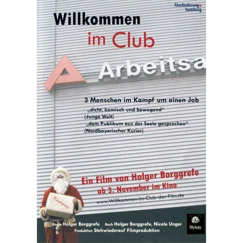 Holger Borggrefe - Willkommen im Club - Preis vom 20.10.2020 04:55:35 h