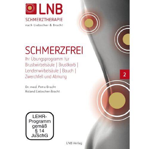 - LNB Schmerzfrei DVD Nr.2 -SchmerzfreiÜbungen nach Liebscher und Bracht - Preis vom 05.09.2020 04:49:05 h