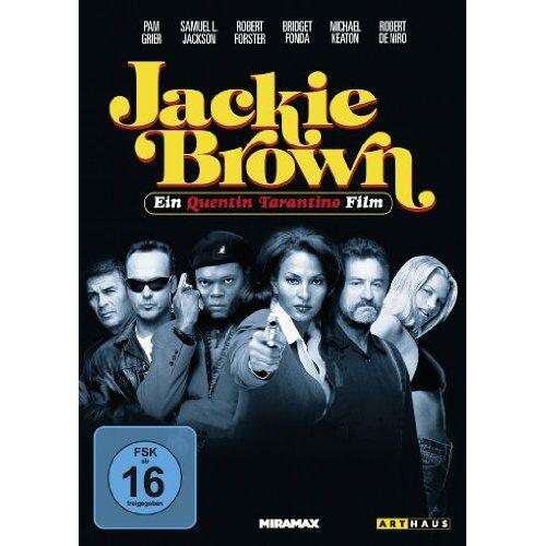 Quentin Tarantino - Jackie Brown [DVD] - Preis vom 06.05.2021 04:54:26 h
